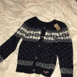 Hollister sweater women's